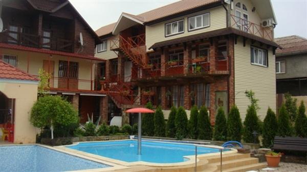 Гостиницы и гостевые дома в туапсе