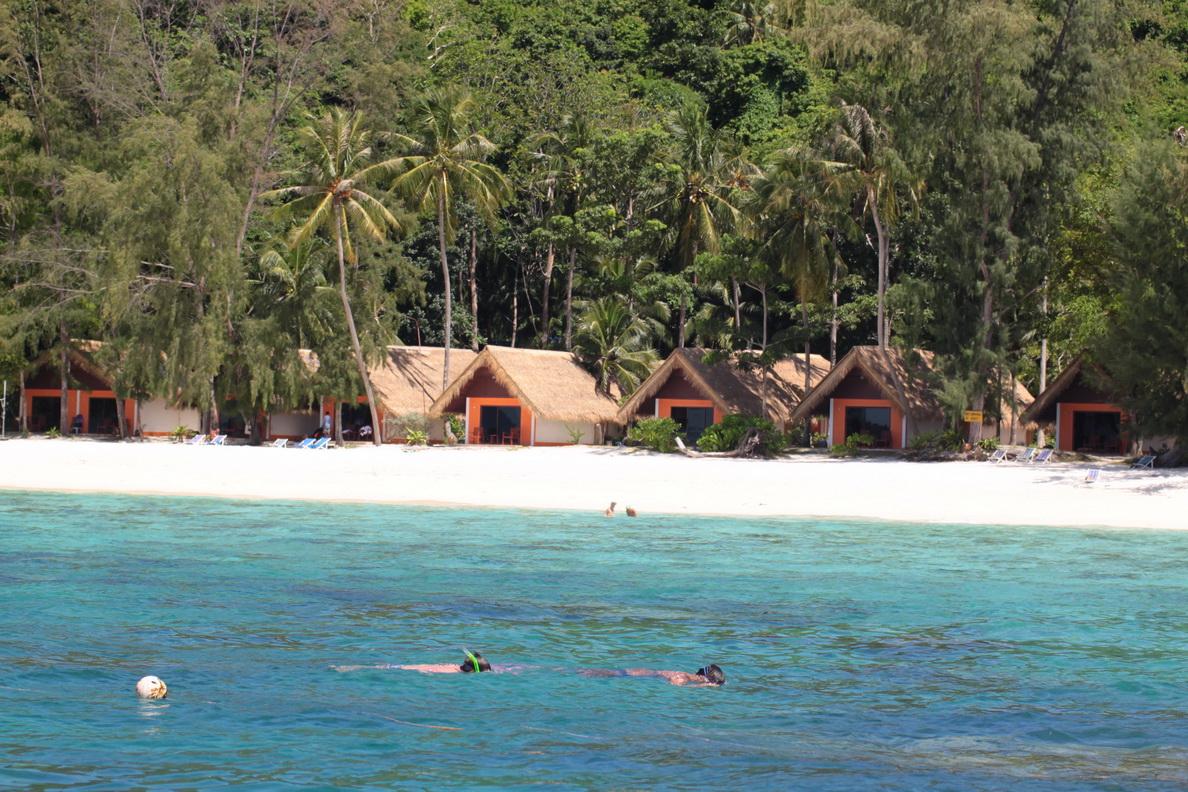 Coral island resort 3 пхукет отзывы